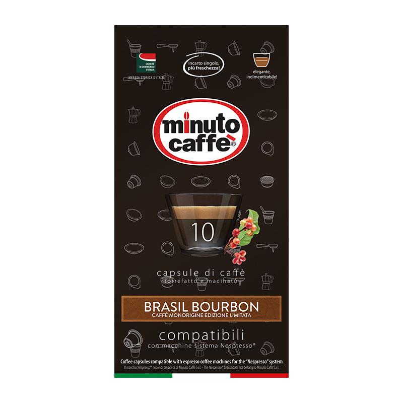 Promozione Minuto Caffè sulle capsule compatibili Nespresso