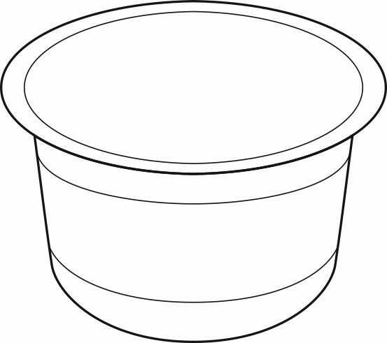 Disegno capsula Caffitaly e Lavazza Blue