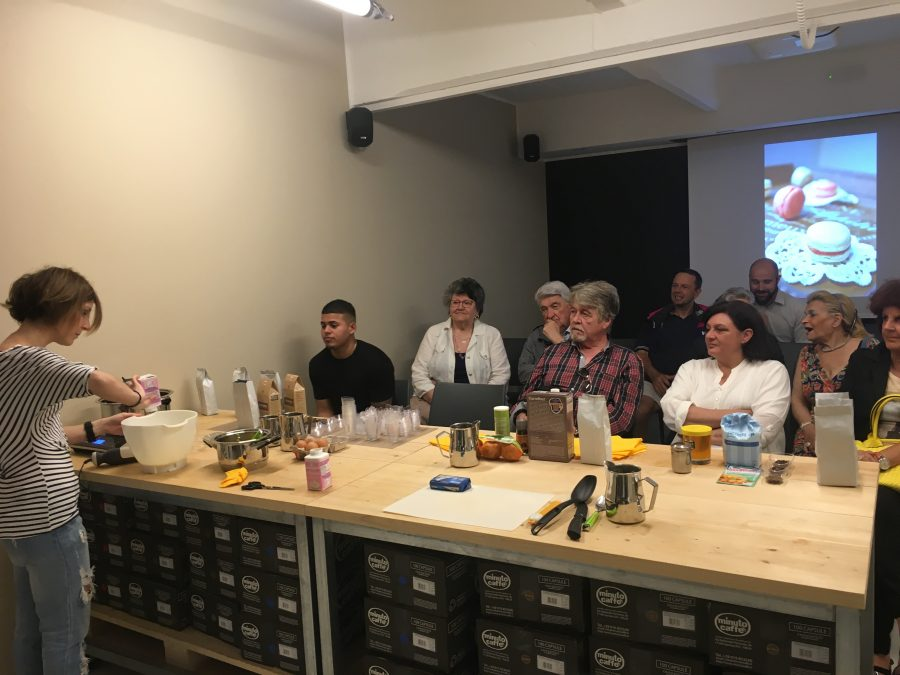 Cooking Show in Torrefazione