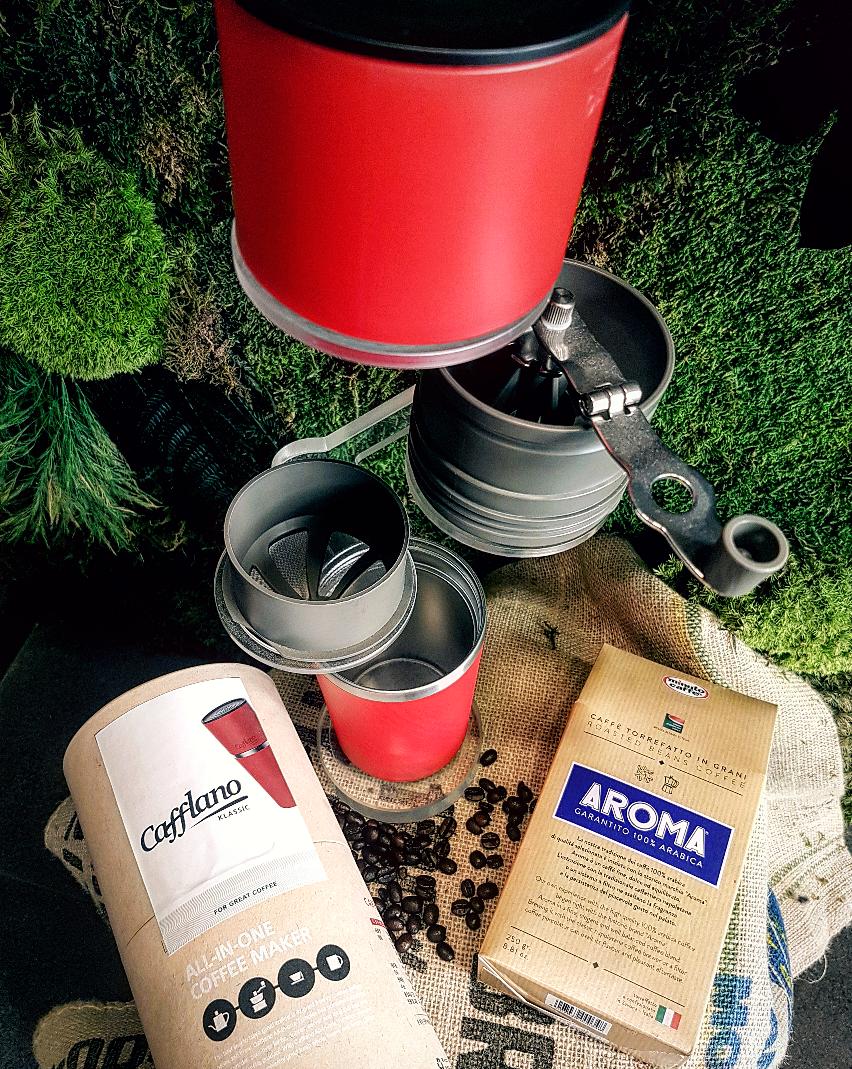 Il cafflano, la soluzione perfetta per ogni situazione - Minuto Caffè