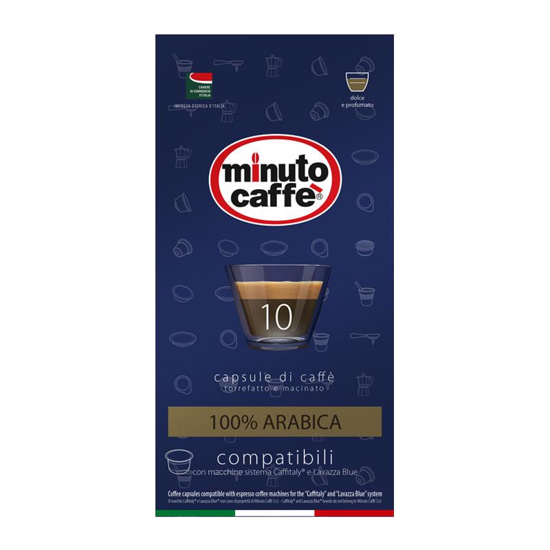 Capsule compatibili Arabica - Minuto Caffè