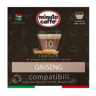 Nespresso compatible capsules - Minuto Caffè
