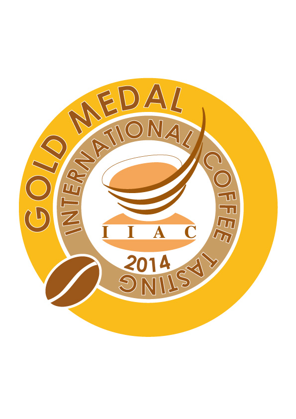 Gold Medal, International Cofee Tasting - Minuto Caffè