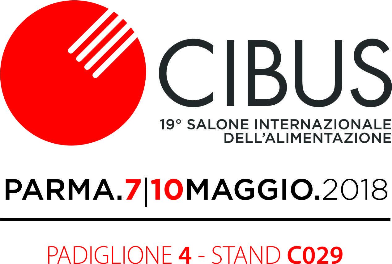 Minuto Caffè Fiera internazionale Cibus - Padova 7/10 maggio 2018 padiglione 4 stand C029