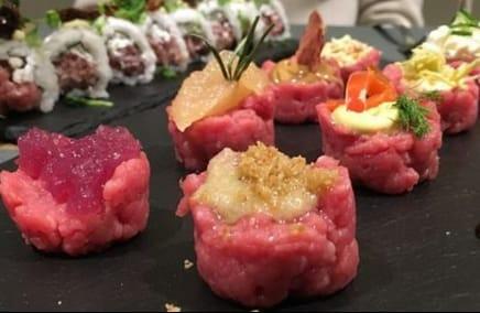 sushi del Maslè
